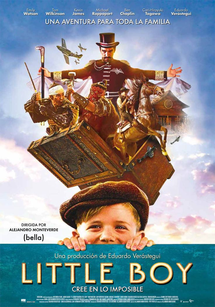 Little Boy | BukerMovies