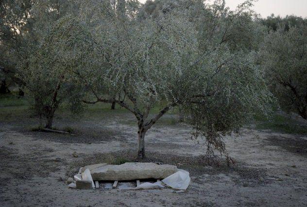 Ancient Mycenaean Tomb