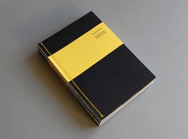 because studio mini portfolio the book design blog