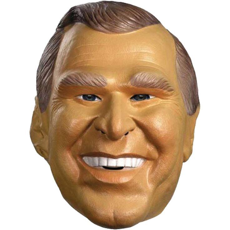 Bush Jr Mask