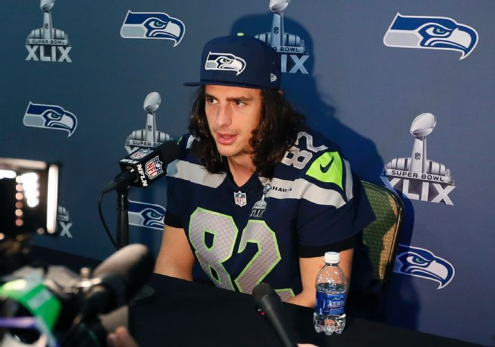 Seattle Seahawks Team Photos - ESPN Luke Willson  has made some really great catches.