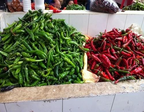 Use the Right Type of Chili Pepper at All Times