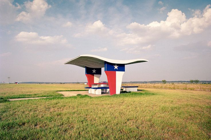 'The Last Stop' Is the Final Destination for America's Roadside Rest Stops