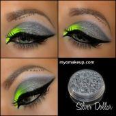 Stackable Eyeshadow Sets - 10 MYO Ultra Bright Eyeshadow Pigment Stackable Jar Set Mica Cosmetic Mineral Makeup. (Powered by CubeCart)