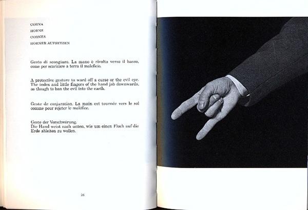 """Bruno Munari Speak Italian: """"Horns"""""""