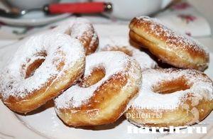 Пончики на желтках Изумительные, sladkaya vypechka i deserty bliny oladi