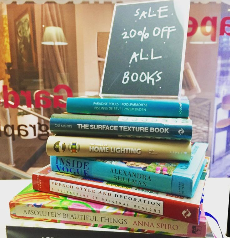 20 Off All Books In Store Thebookshopat