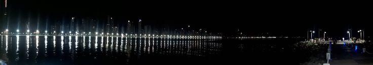 Panorama noturno.