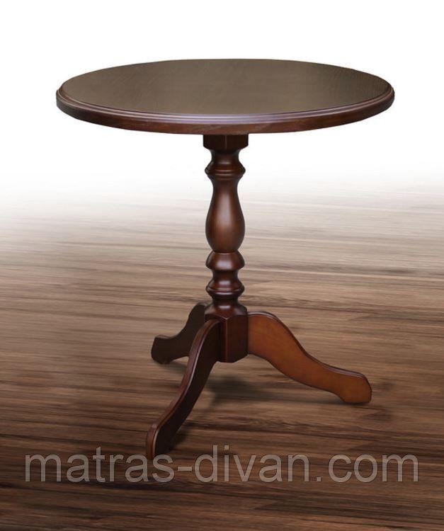 Стол кофейный Одиссей (цвет орех)