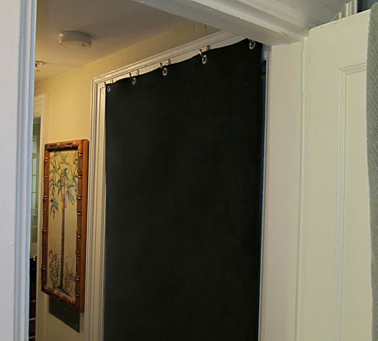 Sound Blocking Curtain For The Home Pinterest