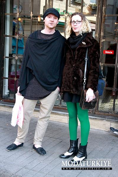3007 Numaralı Sokak Modası Fotoğrafı - Sokak Stili - MODATURKIYE.COM - Interactive Fashion Zine