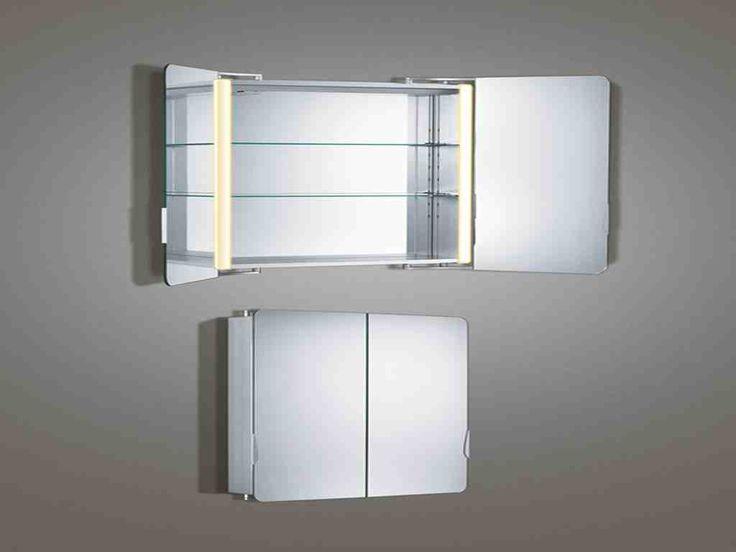 Bathroom Mirror Cabinet with Lights. 17 Best ideas about Bathroom Mirror Cabinet on Pinterest   Wall