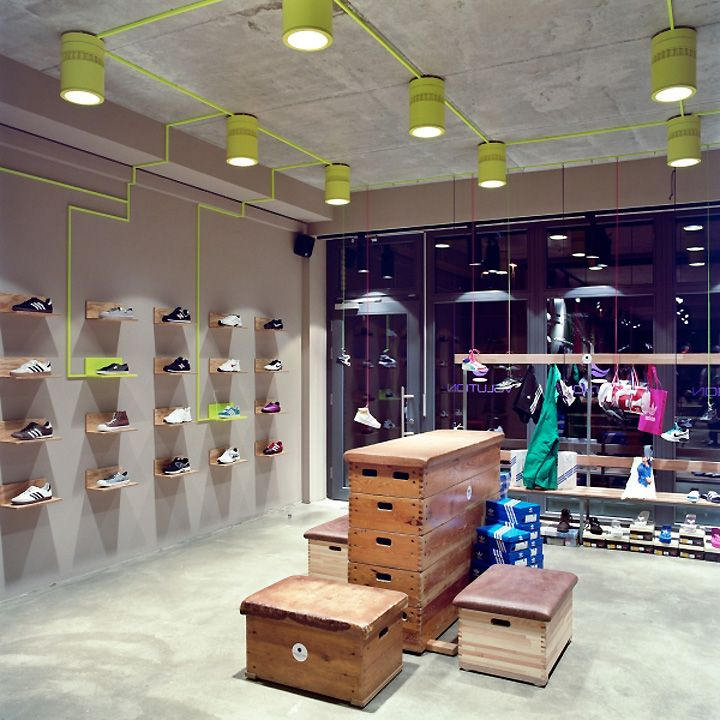 Retail Design | Footware | Store Design | Shop Interiors | Volution Sports store by MIKS Konzepte, Tinnum   Germany store design