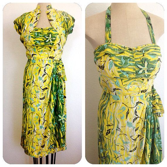 Beautiful piece.  listing at https://www.etsy.com/listing/185763348/rayon-vintage-1950s-under-the-sea