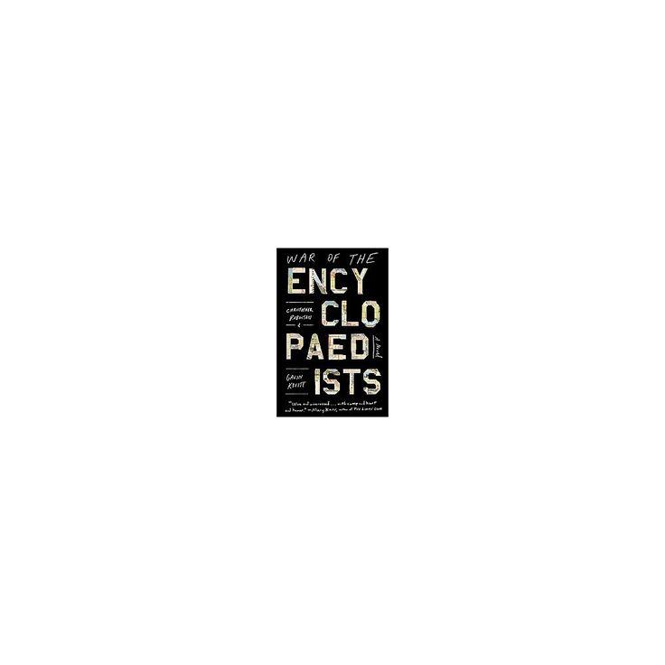 War of the Encyclopaedists (Hardcover)