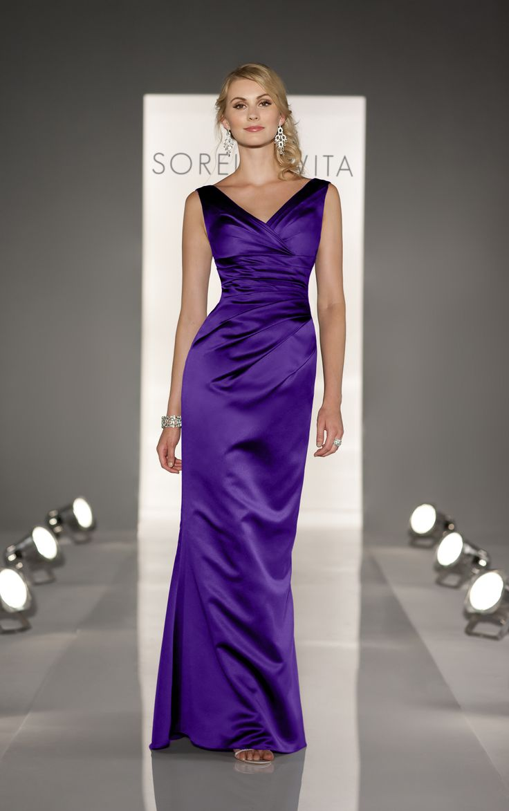 93 best sorella vita bridesmaids by essence of australia images on full length bridesmaid dresses feature a sleeveless v neckline and gathered bodice exclusive designer ombrellifo Choice Image