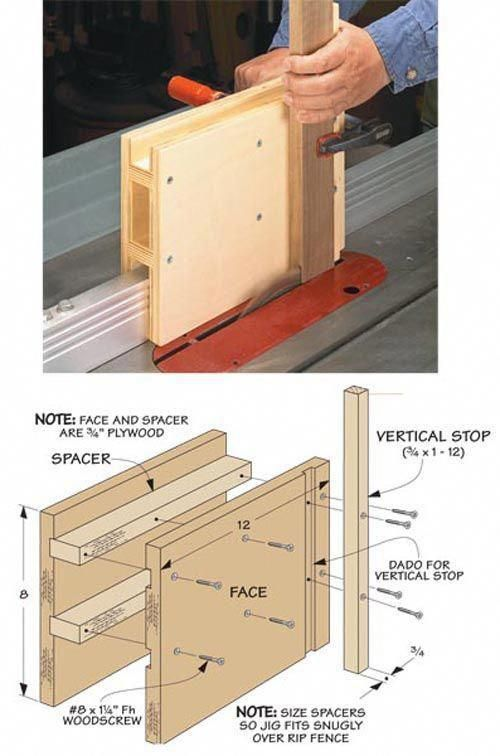 Woodworking jigs are a necessary part of any woodw… – #jigs #Part #woodw #Wood…