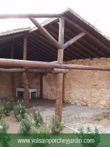 M s de 25 ideas incre bles sobre rollos de madera en for Jardin 88 doris vera hermoza