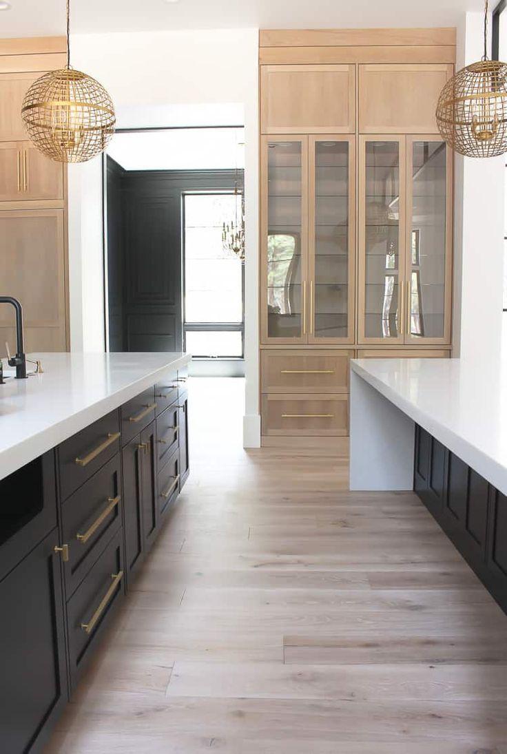 Rising Stars   White Oak Kitchens   BANDD DESIGN   Modern kitchen ...