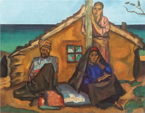 Tatar Family - Iosif Iser