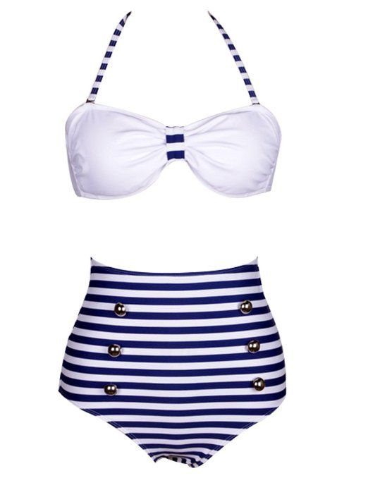 Love Vintage swimsuits!