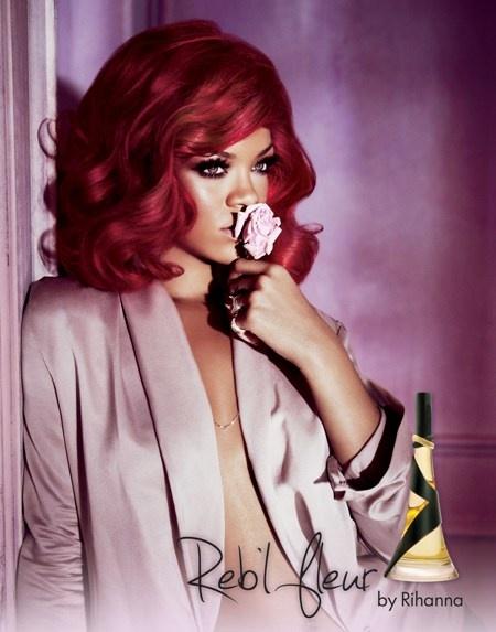 Rihannas new perfume