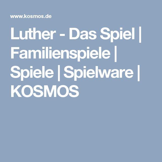 Luther - Das Spiel | Familienspiele | Spiele | Spielware | KOSMOS
