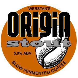 """Origin Coffee Oatmeal Stout """"All Extract"""" Recipe - How even beginners can  brew a rich, thick stout that closely matches the original """"Origin"""" craft beer"""