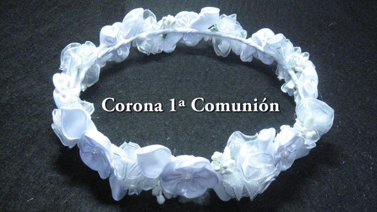 # - DIY - Corona de Primera Comunión# - DIY - First Communion Crown