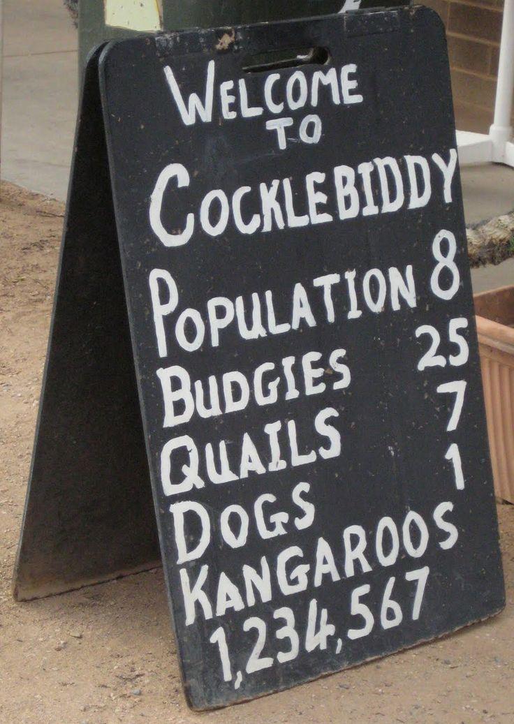 cocklebiddy / eyre highway / western australia