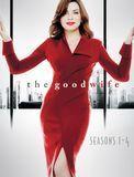 The Good Wife: Seasons 1-4 [DVD], 59183038000