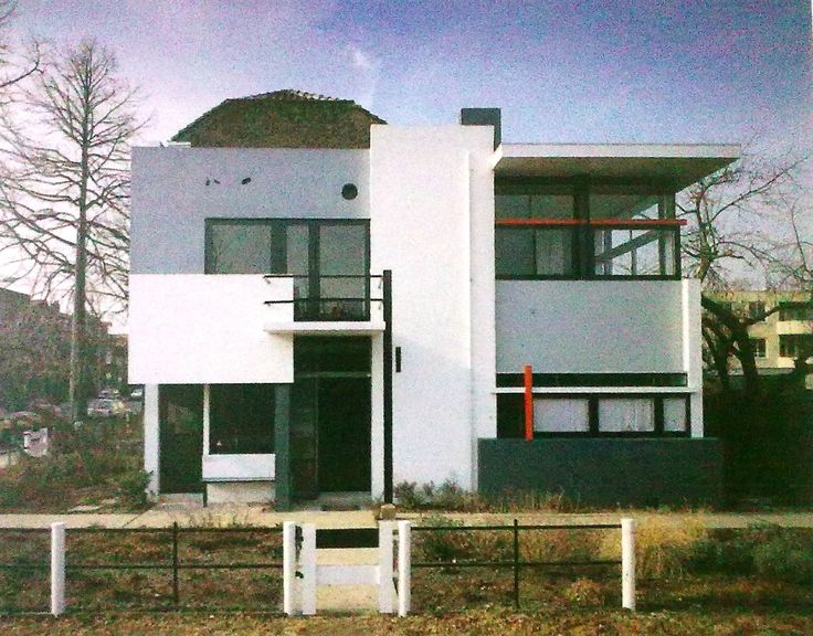 gerrit rietveld architecture - photo #3