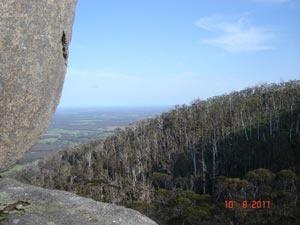 Granite Skywalk - Castle Rock  Porongurup Range National Park