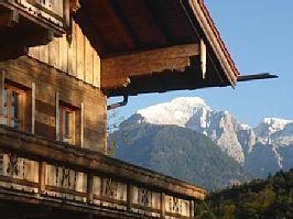 Oberreitlehen Stanggaß  - Ferienwohnung Berchtesgaden mit Kehlstein