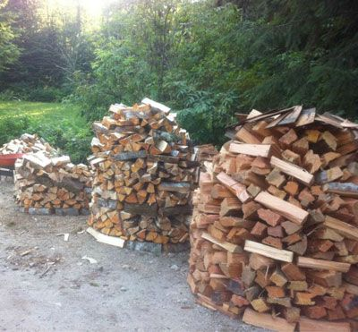 1000 Images About Wood Piles And Brush Piles For