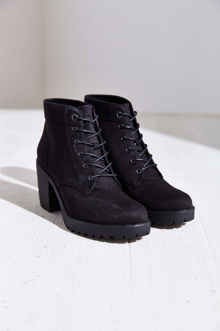 Vagabond Grace Lace-Up Boot - Urban Outfitters