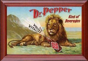 Dr. Pepper:  King of Beverages:  Vim Vigor Vitality