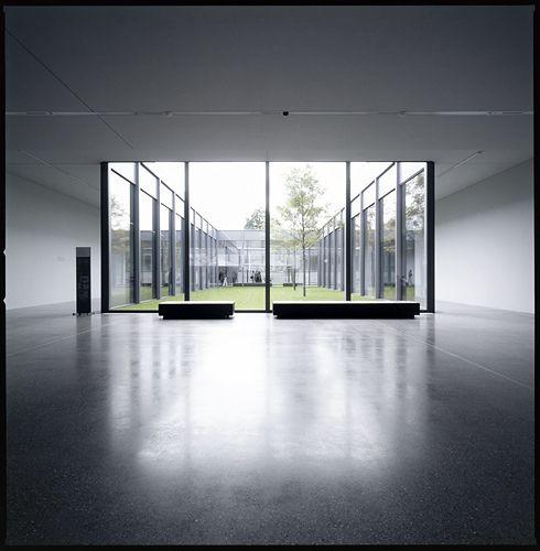 Museum Folkwang by David Chipperfield. Photo by Hagen Stier.