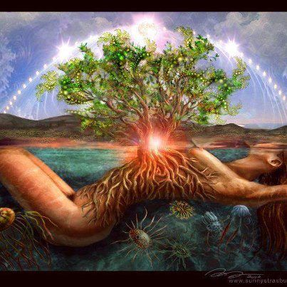 ⊰❁⊱ Madre Tierra Sagrada ⊰❁⊱ Gaia - Sacred Earth Mother