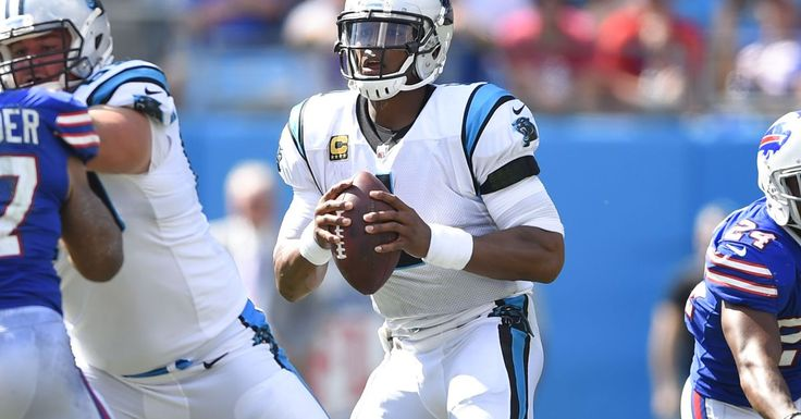 Cam Newton injury update: What the Panthers QB's status means vs. the Saints