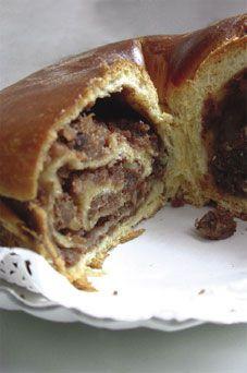 Gubana... ( dolce tipico Cividale)