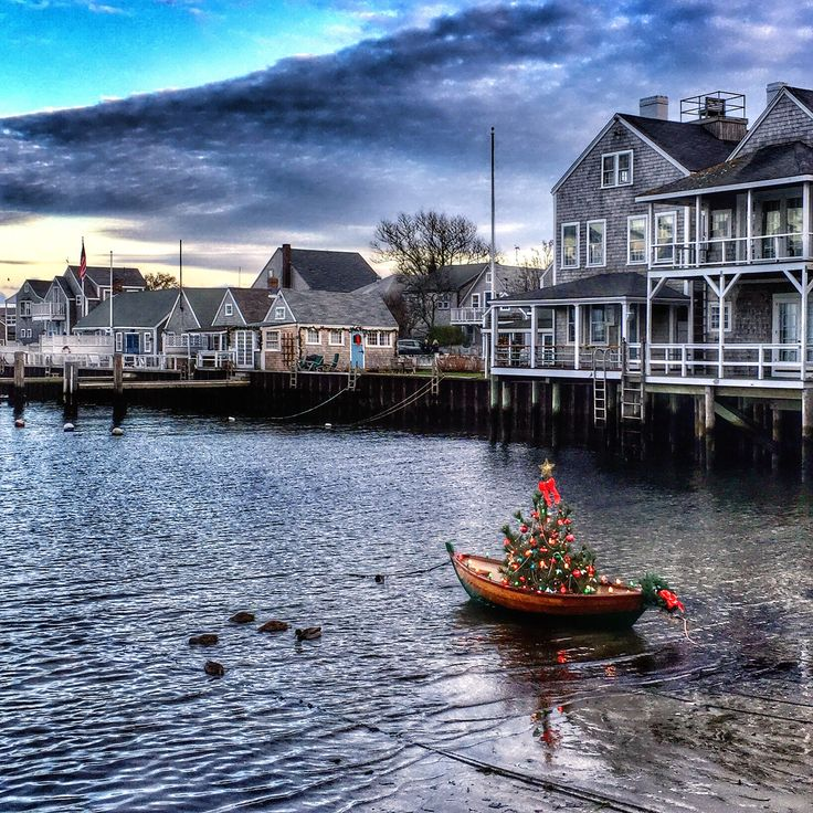 A Guide to Nantucket's Christmas Stroll The ALyst A