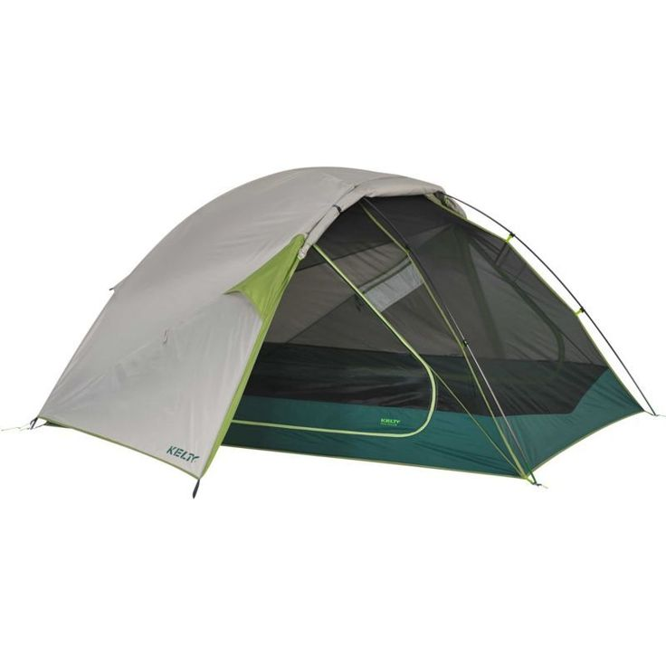 Kelty Trail Ridge 3 Person Tent and Footprint, Green http://campinglover.org/best-backpacking-camping-tents/