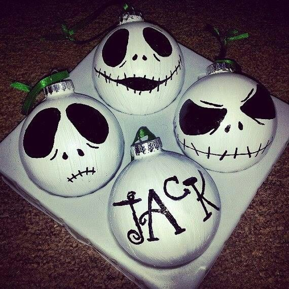 8 best images about nightmare before christmas on - Jack skellington christmas decorations ...