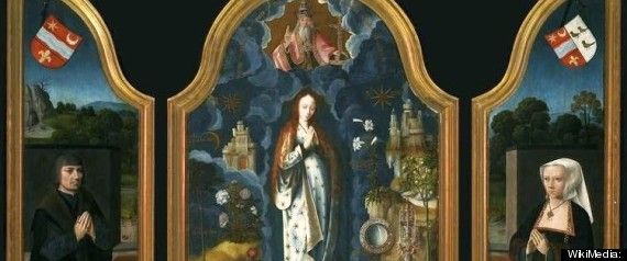 Feast Of Immaculate Conception Of The Most Blessed Virgin Mary (PHOTOS ...