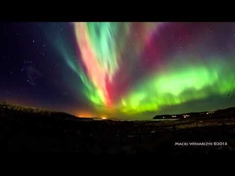 Night of the Northern Lights - YouTube