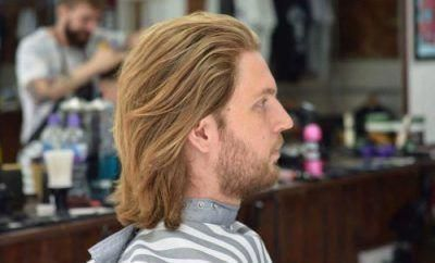 The best collection of Cool Mens Long Hairstyles 2018, latest and best cool men…
