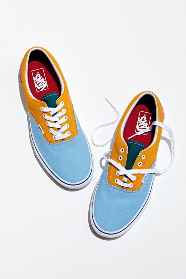 Vans Era Multi Colorblock Sneaker