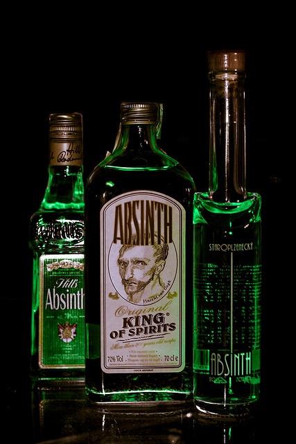 Absinthe by edgarator, via Flickr