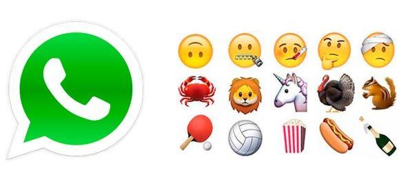 """WhatsApp tiene nuevos """"emojis"""" en Android Hace ya tiempo que los usuarios de iOS disfrutan de los últimos emoticons que sacó WhatsApp a finales del pasado año. Ahora, le ha llegado el turno... http://sientemendoza.com/2016/02/09/whatsapp-tiene-nuevos-emojis-en-android/"""